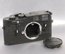 @Mint@ Leica M4 Black Chrome 50 Jahre (Year) from JAPAN #012260