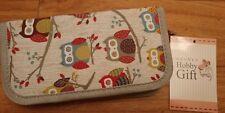 Groves Hobby Gift Owl Crochet Hook Case Filled