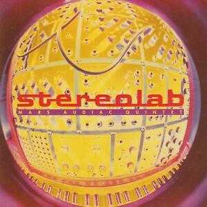 STEREOLAB - Mars Audiac Quintet CD