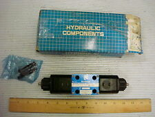 Northman Solenoid Operated Directional Valve SWH-G02-C4-D24-41 *NOS*