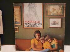 JUAN CARLOS CALDERON Bandolero CBS 2726 Pressage Espagne