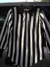 Vintage 1950s Sand Knit Athletic Knitwear Referee Umpire Knit Shirt sz S NWOT