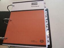 Case 1150D/1155D Crawler Dozer Bulldozer Service Manual Repair Shop Book NEW