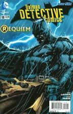 batman detective 18 (New DC 52, Death of Robin, Requiem for Robin) 1st Printing