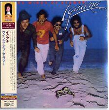 IGUANA-THE WINDS OF ALAMAR-JAPAN MINI LP CD F30