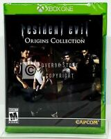 Resident Evil Origins Collection - Xbox One - Brand New | Factory Sealed