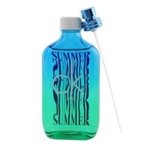 NEW Calvin Klein CK One Summer EDT Spray (2021 Edition) 3.3oz Womens Women's