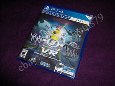 LIMITED RUN GAMES PSVR PS4 ///Space Channel 5 VR\ BRAND NEW FACTORY SEALED