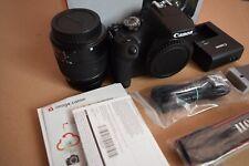 Canon EOS 2000D 18-55mm Lens III kit Digital SLR Digital Camera New