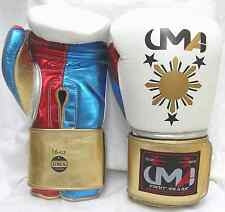 Special Uma printed Boxing Glove,Professional,Traini ng,Original Leather,Mma,Ufc