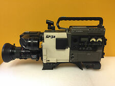 NEC SP-3A Electronic Shutter, 550 Lines of Res, Television Recorder, For Parts