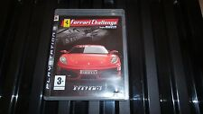 PS3 GAME FERRARI CHALLENGE.