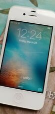 Apple iPhone 4s - 8GB - White A1387
