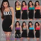 NEW FORMAL DRESS size 6 8 10 12 PARTY DRESSES womens BLACK EVENING WEAR XS S M L