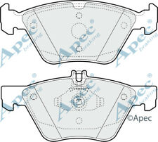 FRONT BRAKE PADS FOR CHRYSLER CROSSFIRE ROADSTER GENUINE APEC PAD1393