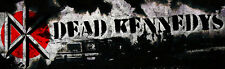 Dead Kennedys vinyl sticker 210mm x 65mm decal Jello Biafra punk