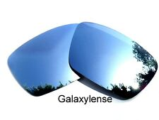 Oakley Replacement Lenses For Fuel Cell Silver Color Polarized By Galaxylense