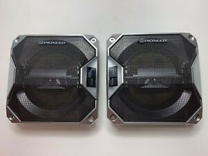 Pioneer TS-1200 Vintage Tilt-Axial Two way speakers