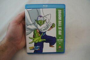 Dragon Ball Z Kai: Part Three / Episodes 27-39 (Blu-Ray, 2-Disc, 2009)