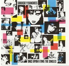 SIOUXSIE & THE BANSHEES - 5 CDs - Singles (2 CD)/Nocturne /Superstition /Rapture
