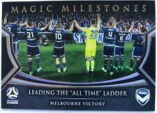 2017/18 FFA A-League Trading Cards - Melbourne Victory (Magic Milestones MM-05)
