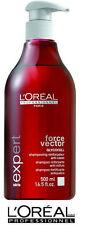 Serie Expert Shampoo Champu ForCe VectoR 500ML LoreaL Peluqueria ProfesionaL