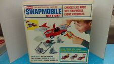 1967 Remco Swapmobile Gift Set Battery Operated MIB NOS Never Used