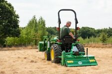 More details for g-ftl155 - rotary tiller 1.55m wide - for compact tractors