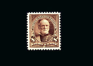 US Stamp Mint OG & NH, VF/XF S#272 Jumbo Margins, post office fresh