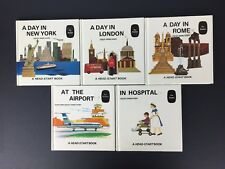 Lesley Anne Ivory - A Head Start Book -Lot of 5 - A Day In New York - London etc
