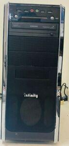 Refurbished Tower| AMD Athlon II X2 260 3.2GHz| 4GB RAM | 500GB HDD|Win 10 Home