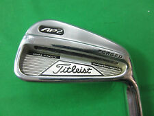 Nice Titleist AP2 Forged Single 6 Iron. Project X Rifle 5.5 Steel Shaft Right