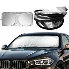 SunShade Cover Car Protector Sun Shade Fornt Rear Windshield Cover Block Shields