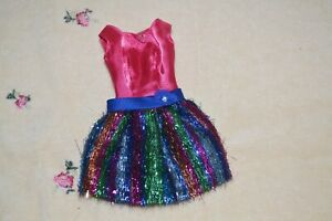 Barbie Reproduction of vintage Stacey Nite Lightning MOD dress