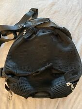 Small Dog Carrier Black