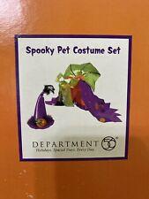 NWT Spooky Pet Costume Dog Halloween
