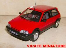 CITROEN AX GTI ROUGE 1991 1/43 IXO