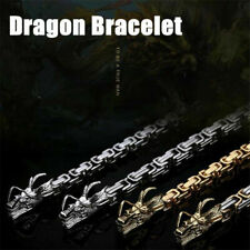 Outdoor Tactical Steel Whip Self-defense Dragon Bracelet Necklace Waist Chain