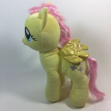 RETIRED Build A Bear MLP My Little Pony YELLOW FLUTTERSHY Plush Stuffed Animal