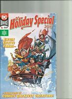 Lot of 3 DC Holiday Special Issues DCU Infinite Holiday Special #1