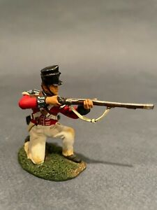 Britains #17995 Waterloo British Napoleonic Coldstream Lt.Co. Kneel Fire ,NOBOX