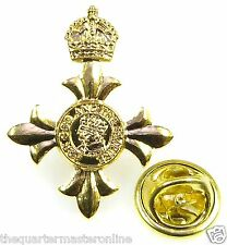 OBE Order Of The British Empire Lapel Pin Badge