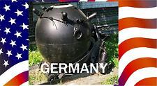 Alemania naval armas Mar minas Segunda Guerra Mundial CD mejor Marina de Estados Unidos Intel Doc. referencia Fuze