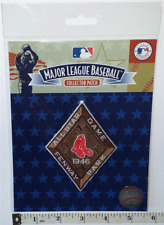 1946 ALL STAR GAME MLB BASEBALL BOSTON RED SOX OFFICIAL EMBLEM PATCH MIP