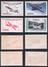 TIMBRE DE FRANCE - Poste Aérienne N° 30 à 33 Neufs ** COTE YT 400€