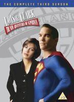 Nuevo Lois & Clark - el Nuevo Adventures De Superman Temporada 3 DVD