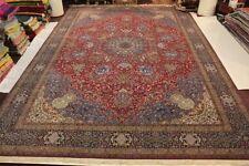 Tapis rouge persans persane/orientale traditionnelle pour la maison