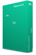 Ableton Live 9 Intro Complete License for PC/MAC