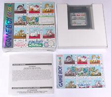 Juego: shanghai Pocket al mahjong para Gameboy Color/completo OVP + instrucciones