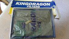 FILTRO ARIA SPORTIVO  - AIR FILTER KINGDRAGON AL17 OPEL ASTRA 1.4-2.0 - 1.7 D